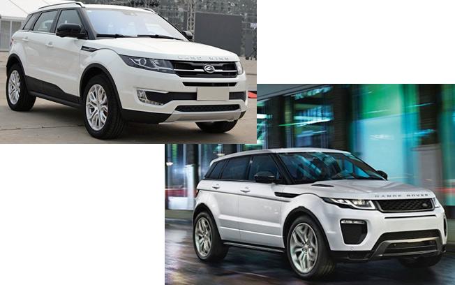 Doppelganger Cars