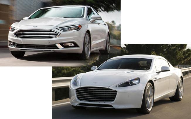 Similar Looking Automobiles