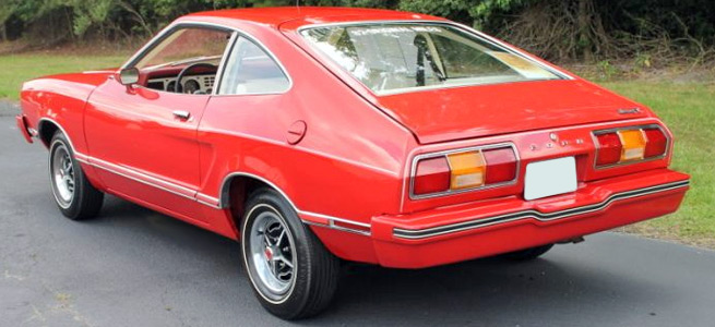 The Grooviest Cars Of 1970s
