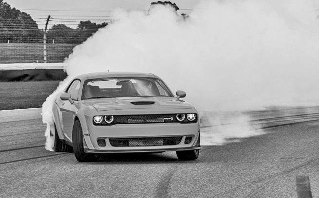 dodge demon review