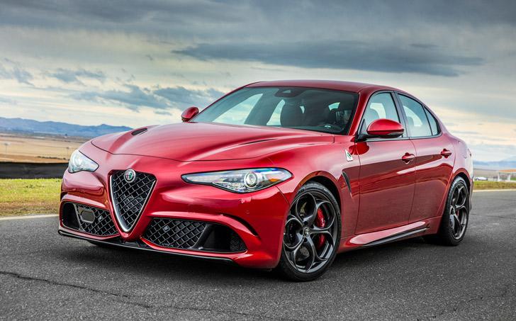 Alfa Romeo Giulia Quadrifoglio Rebirth Of Italian Legend Zero To