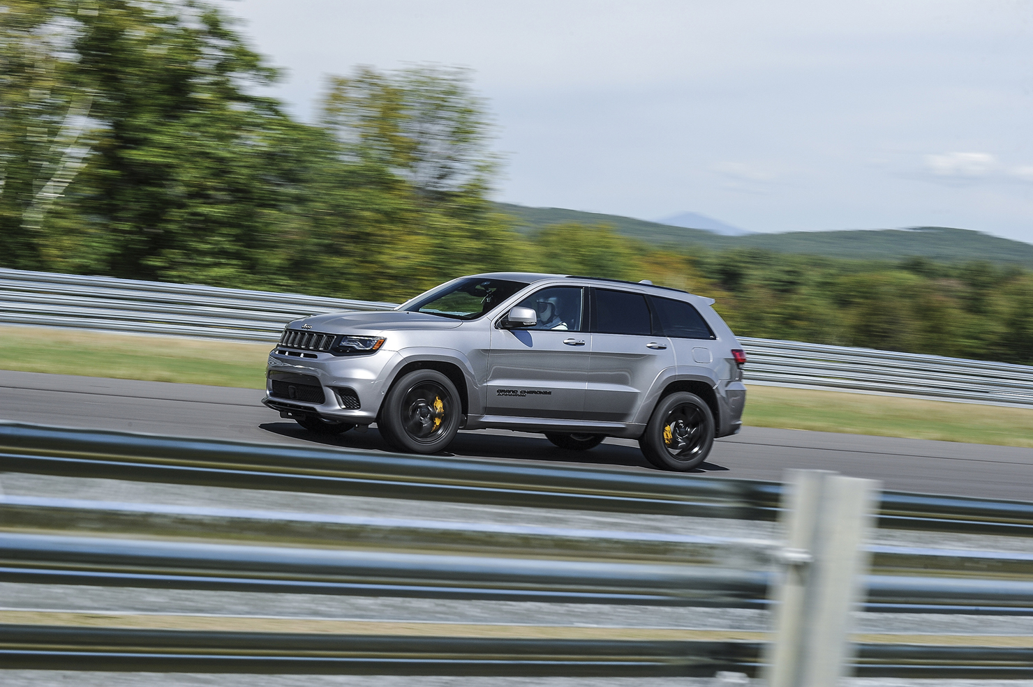 It S Bring Your Suv To Track Day 2018 Jeep Grand