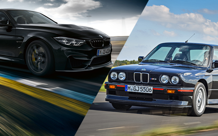 bmw m3 evolution