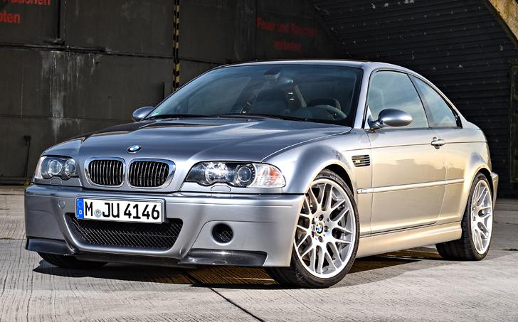 silver bmw e46