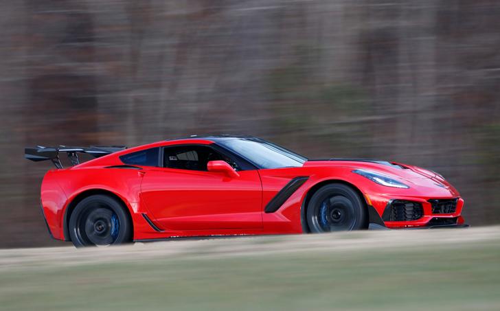 2019 corvette zr1 review
