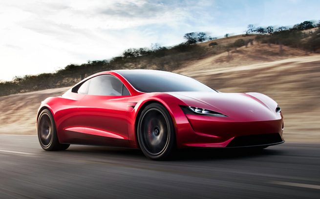 electric sports car 0-60 times