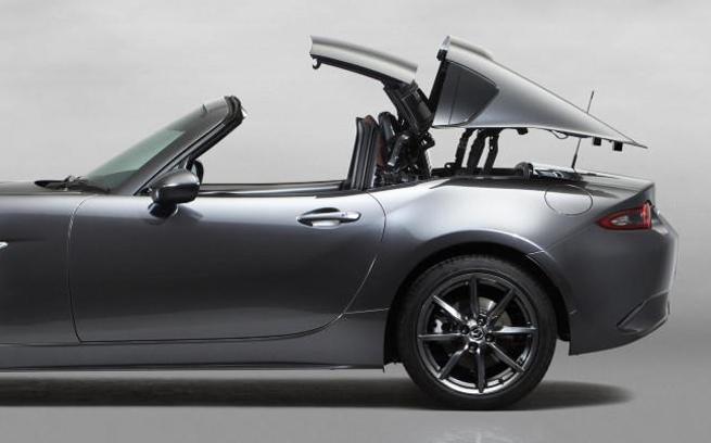 mazda mx-5 rf car review