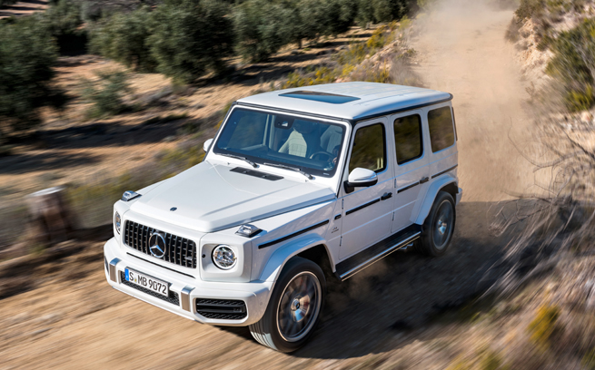 mercedes g63 amg review