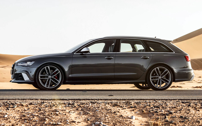 Powerful Station Wagons