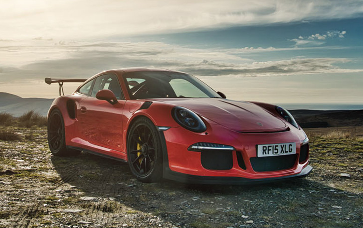 Porsche 911 GT3 RS Reviews