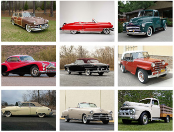 1950s Car 0 60 Times