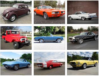 1960s Car 0 60 Times