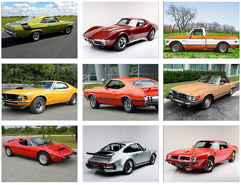 1970s Car 0 60 Times