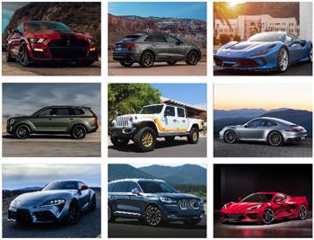 2020s Car 0 60 Times