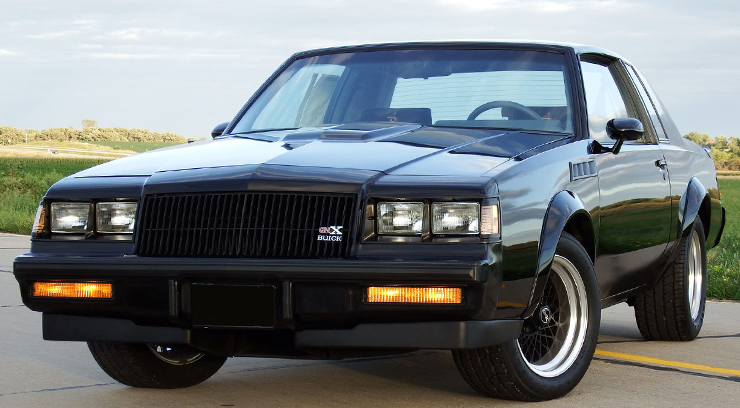 Buick Gnx Reviews