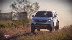 Isuzu Motorsports MU-X Australia Finke Desert Race