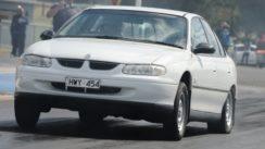LSX V8 Holden Commodore Racing