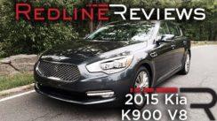 Luxury Car Review: 2015 Kia K900 V8