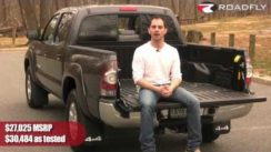 2011 Toyota Tacoma Road Test & Review