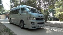 2006 Toyota Commuter D-4D Start-Up & Full Vehicle Tour