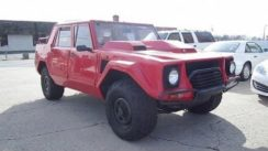 1988 Lamborghini LM002 SUV In-Depth Review