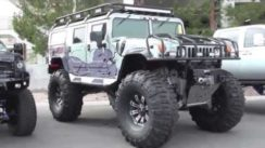 The Baddest H1 Hummer Ever!