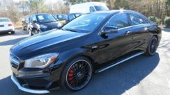 2014 Mercedes-Benz CLA45 AMG 4Matic In-Depth Review