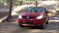 2011 Suzuki SX4 Off-Road Review & Drive