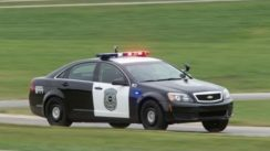 Chevrolet Caprice PPV Police Car Test
