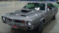 1969 Javelin SST 390 Video