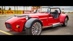 Westfield Sport 2000 Completed Race Car Kit Test Drive