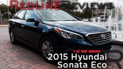 2015 Hyundai Sonata Eco Road Test Review