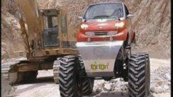 Smart Car Monster Truck!