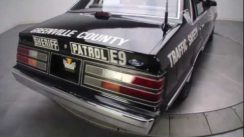 1984 Ford LTD Police Car Video