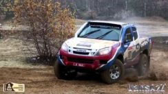 Isuzu D-Max Rally Truck Video