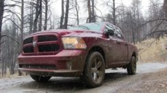 2013 HEMI Ram 1500 Snowy & Muddy Off-Road Review