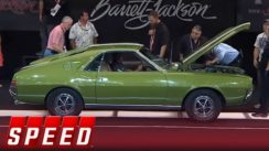 1969 American Motors AMX at Barrett-Jackson