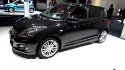 2014 Suzuki Swift Sport Walkaround  at Frankfurt Auto Show