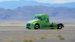 World's Fastest Hybrid Semi Truck
