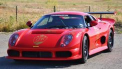 The Noble M400 Supercar In Action