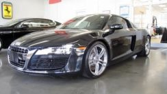 2009 Audi R8 4.2 6-speed In-Depth Review