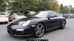2012 Porsche 911 Black Edition In-Depth Review