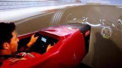 Most Advanced F1 Race Simulator Ever
