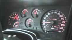 1991 Eagle Talon AWD 0-130 MPH Acceleration Run