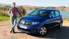 Dacia Sandero Car Review