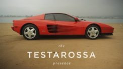 The Legendary Ferrari Testarossa