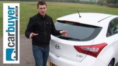 Hyundai i30 Hatchback Review Video