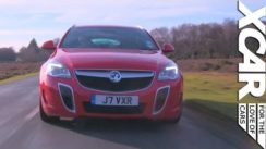 The Awesome Vauxhall Insignia VXR Supersport
