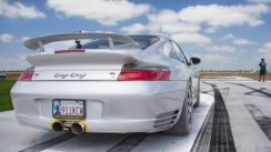 KING KONG 1300hp TT Porsche – Spinout at 180MPH!