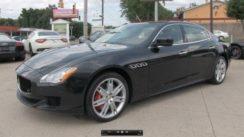 2014 Maserati Quattroporte GTS In-Depth Review